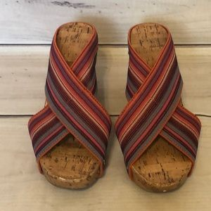 Montego Bay Club Boho Wedges l Size 7.5